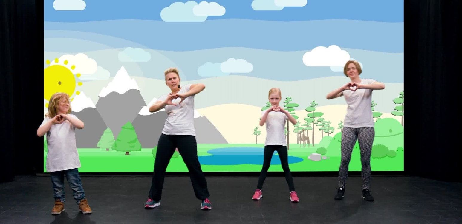 Move It with SF Kids