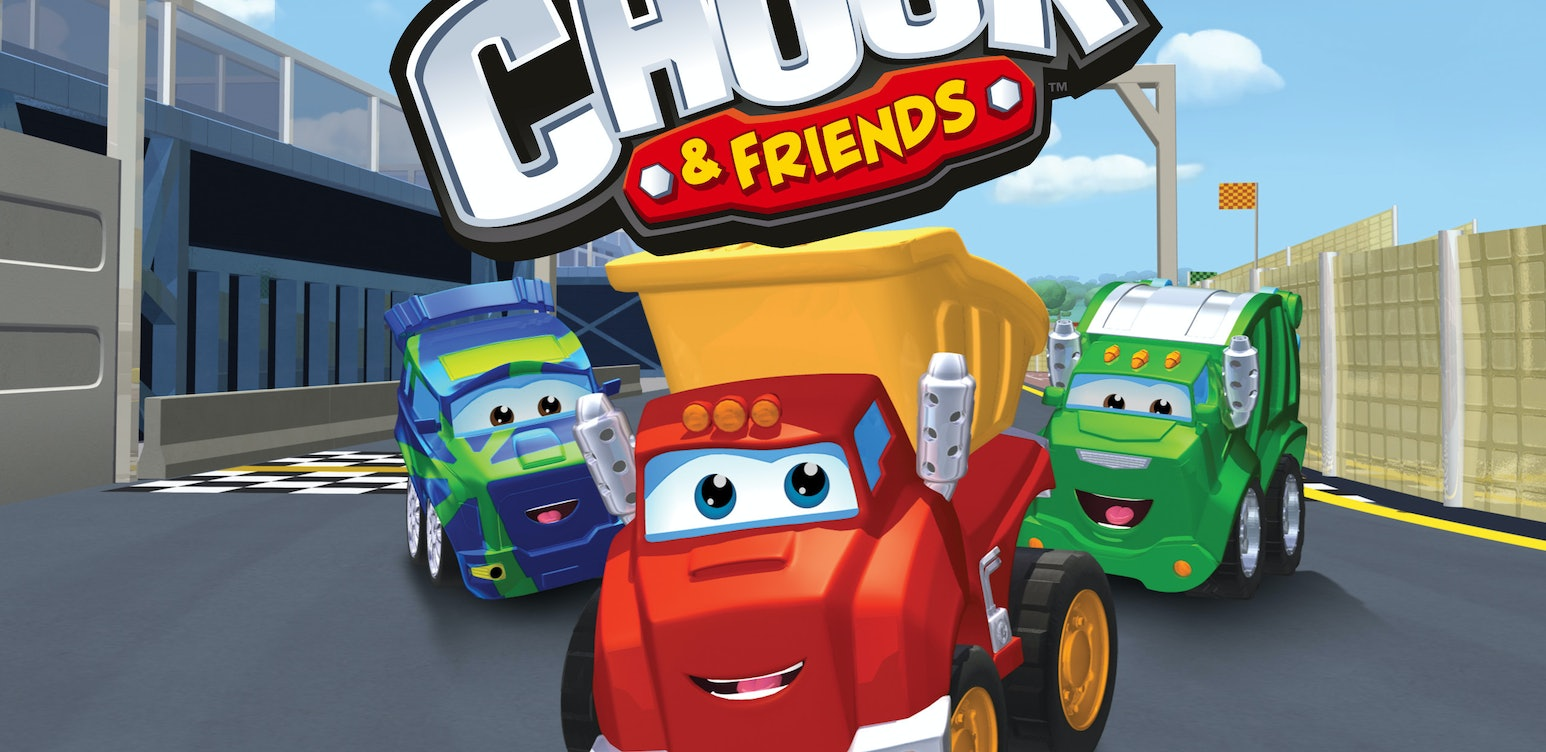 The Adventures of Chuck & Friends
