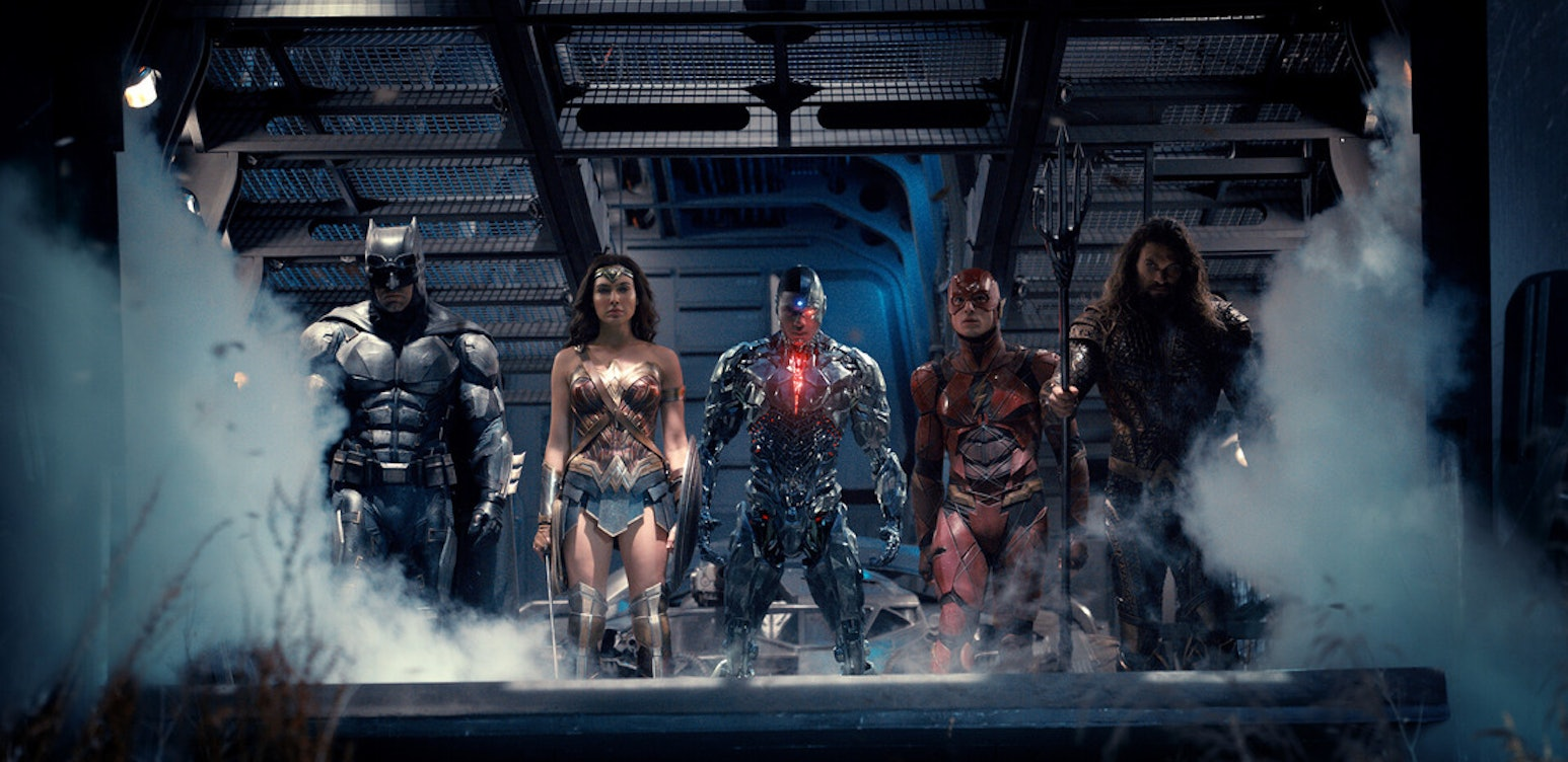 Making of Zack Snyder's Justice League