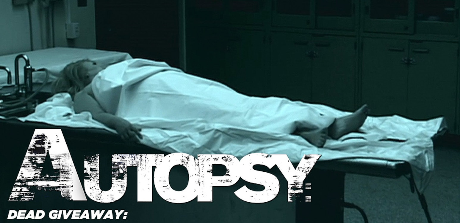 Autopsy: Dead Giveaway: America Undercover