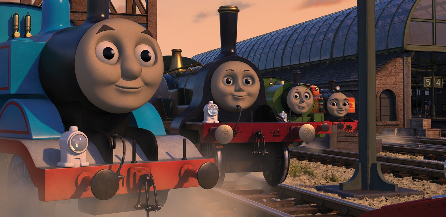 Thomas & Friends: Here Comes the Steam Team
