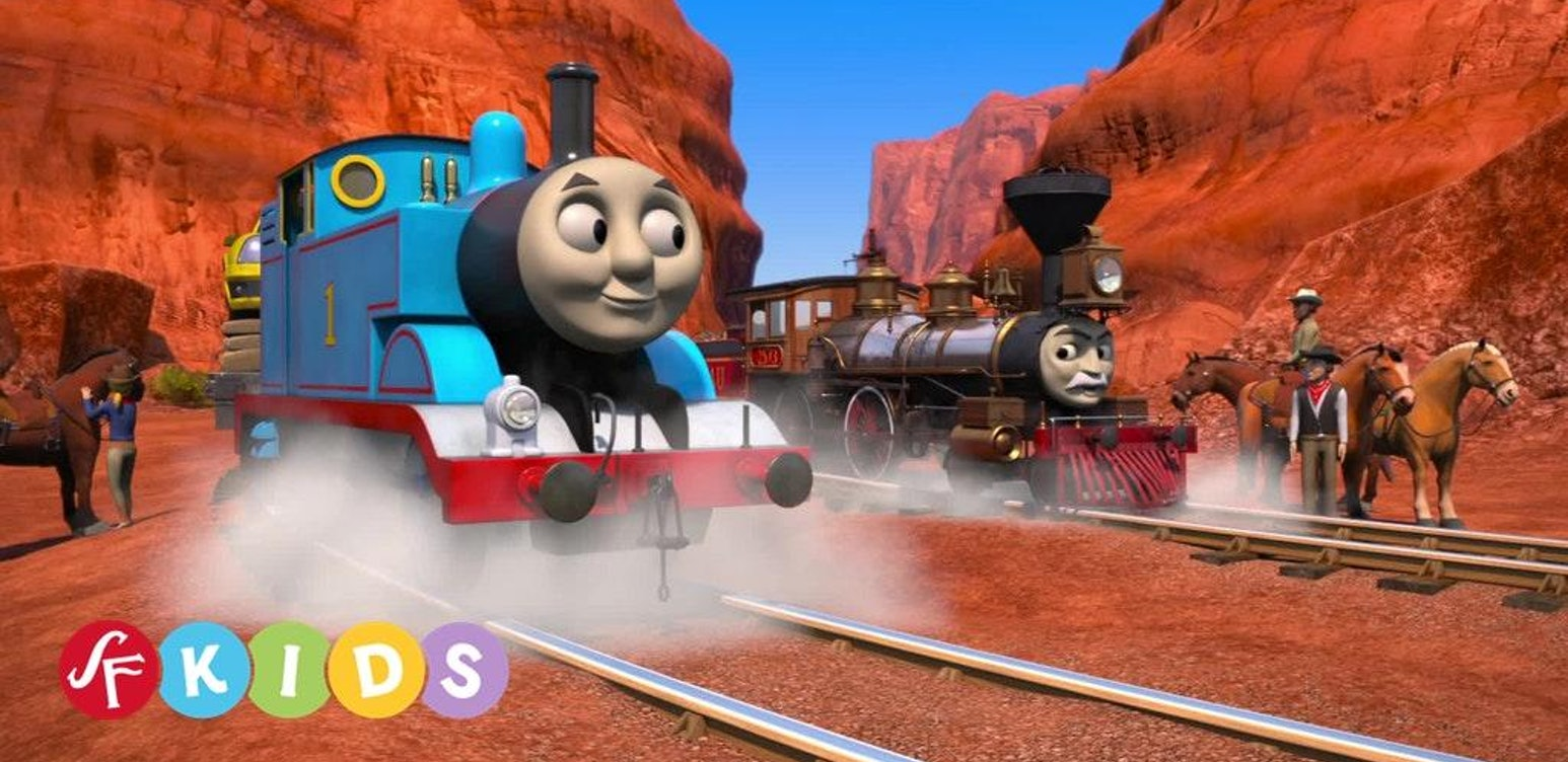 Thomas & Friends: Big World Big Adventures
