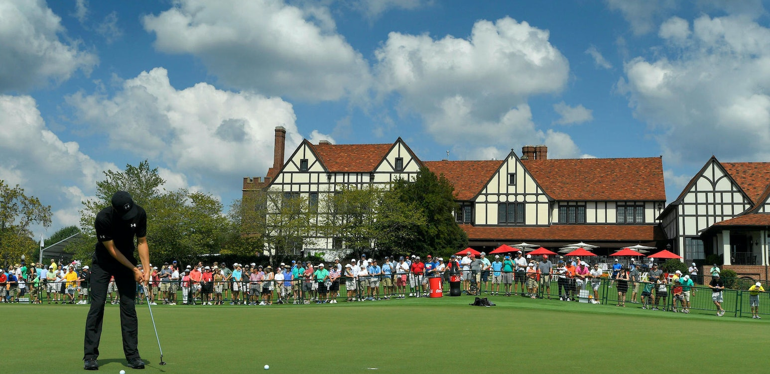 TOUR Championship By COCA-COLA - Featured Groups/Holes
