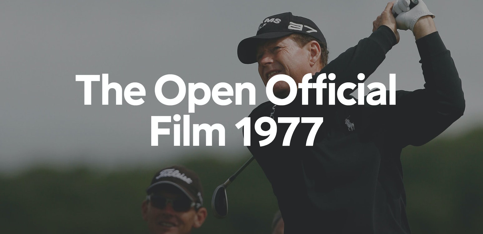 The Open Official Film 1977