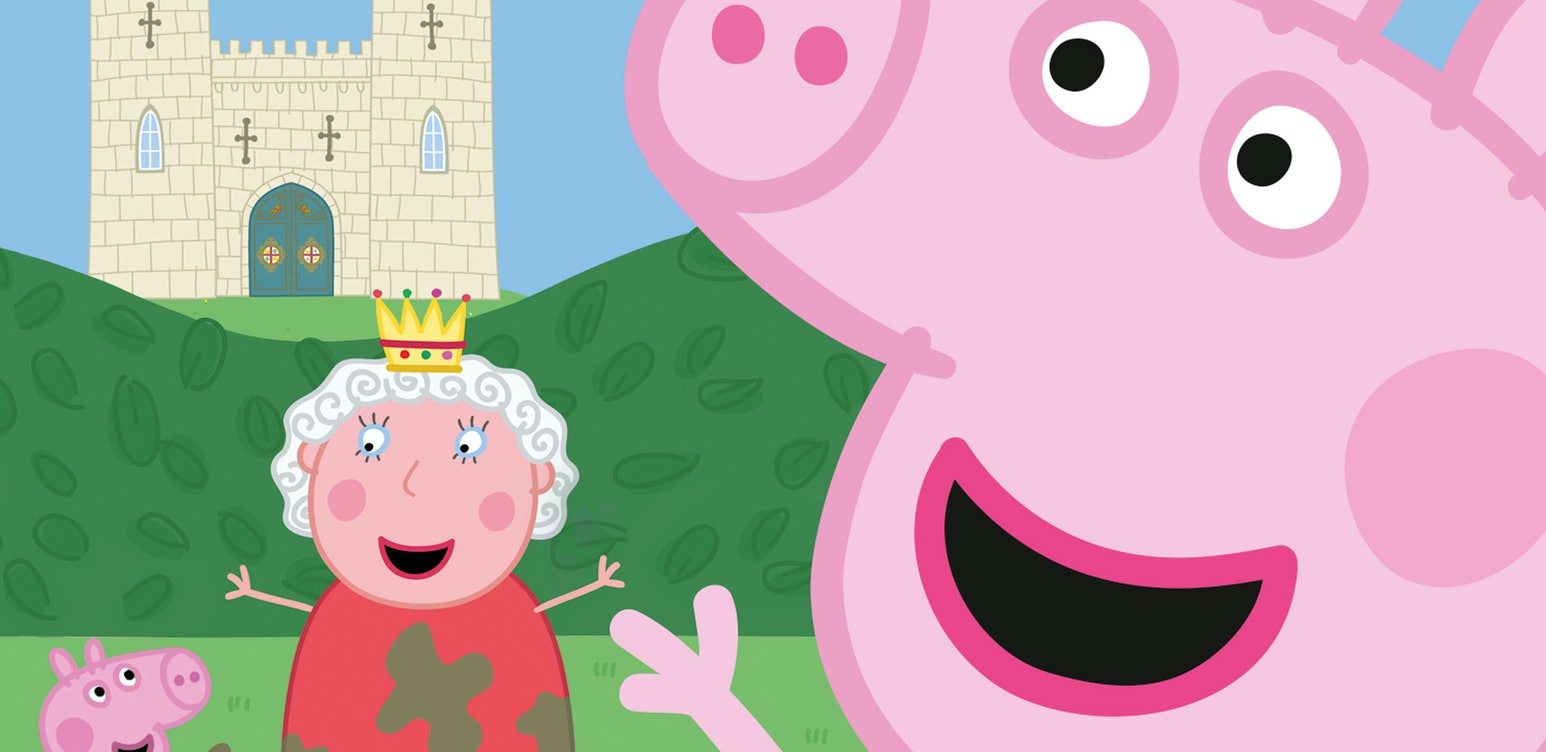 Peppa Pig: The Queen