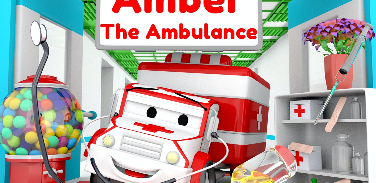 Amber the Ambulance