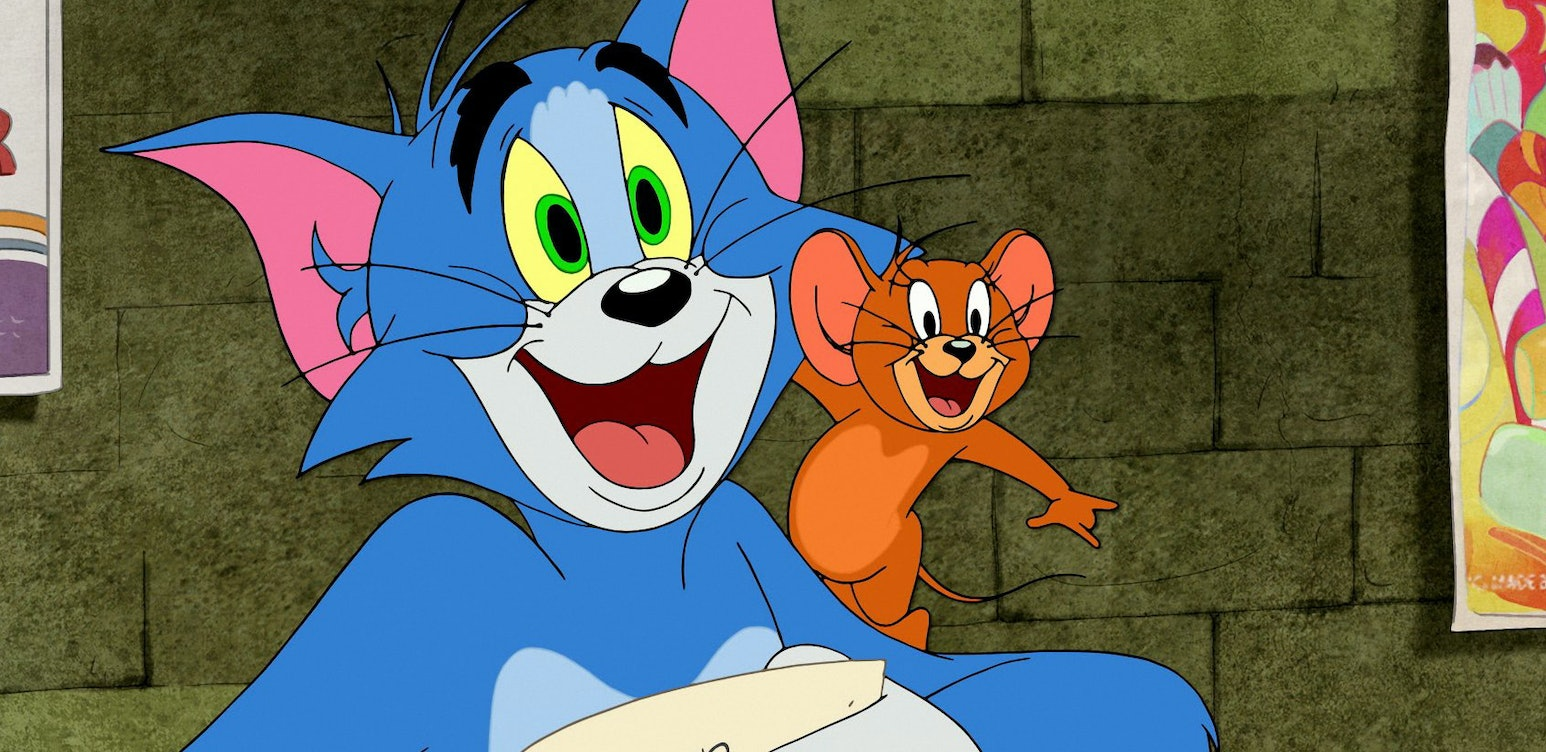 Tom & Jerry in the Chocolate Factory