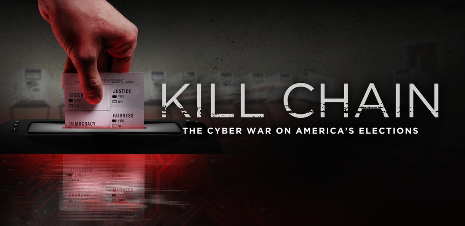 Kill Chain: The Cyber War on America´s Elections