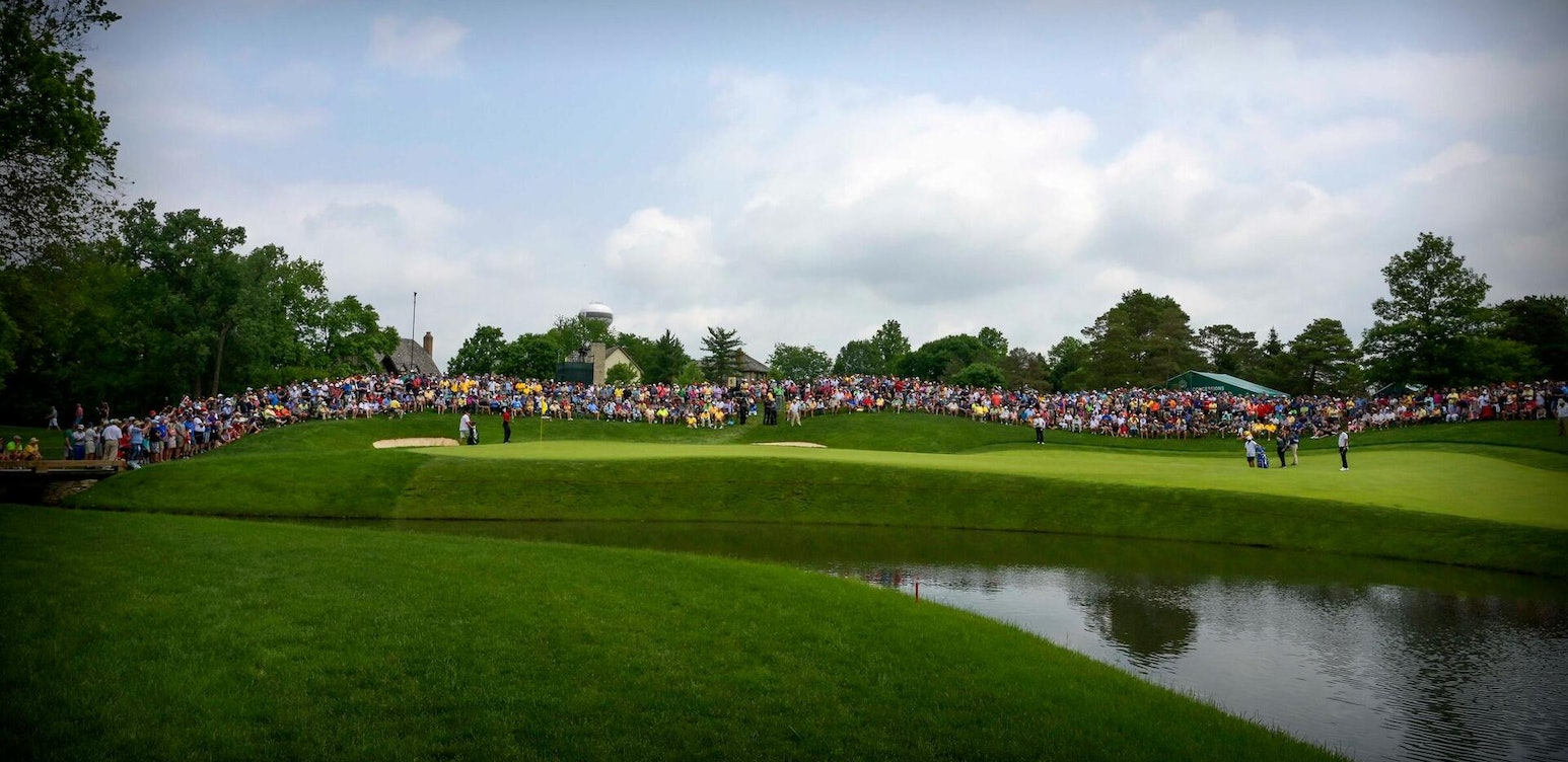 Huvudsändning: the Memorial Tournament presented by Nationwide