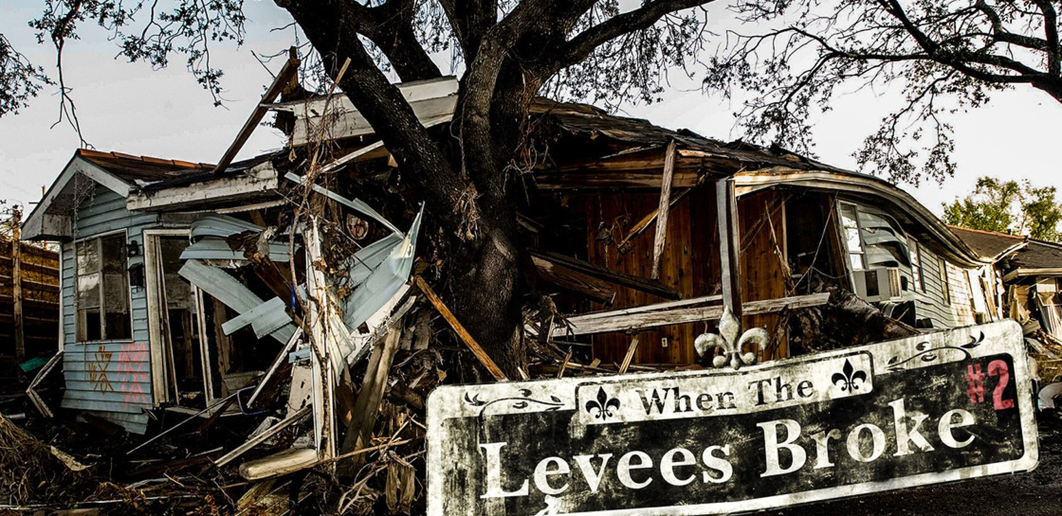 When The Levees Broke: A Requiem in Four Acts - Part 2
