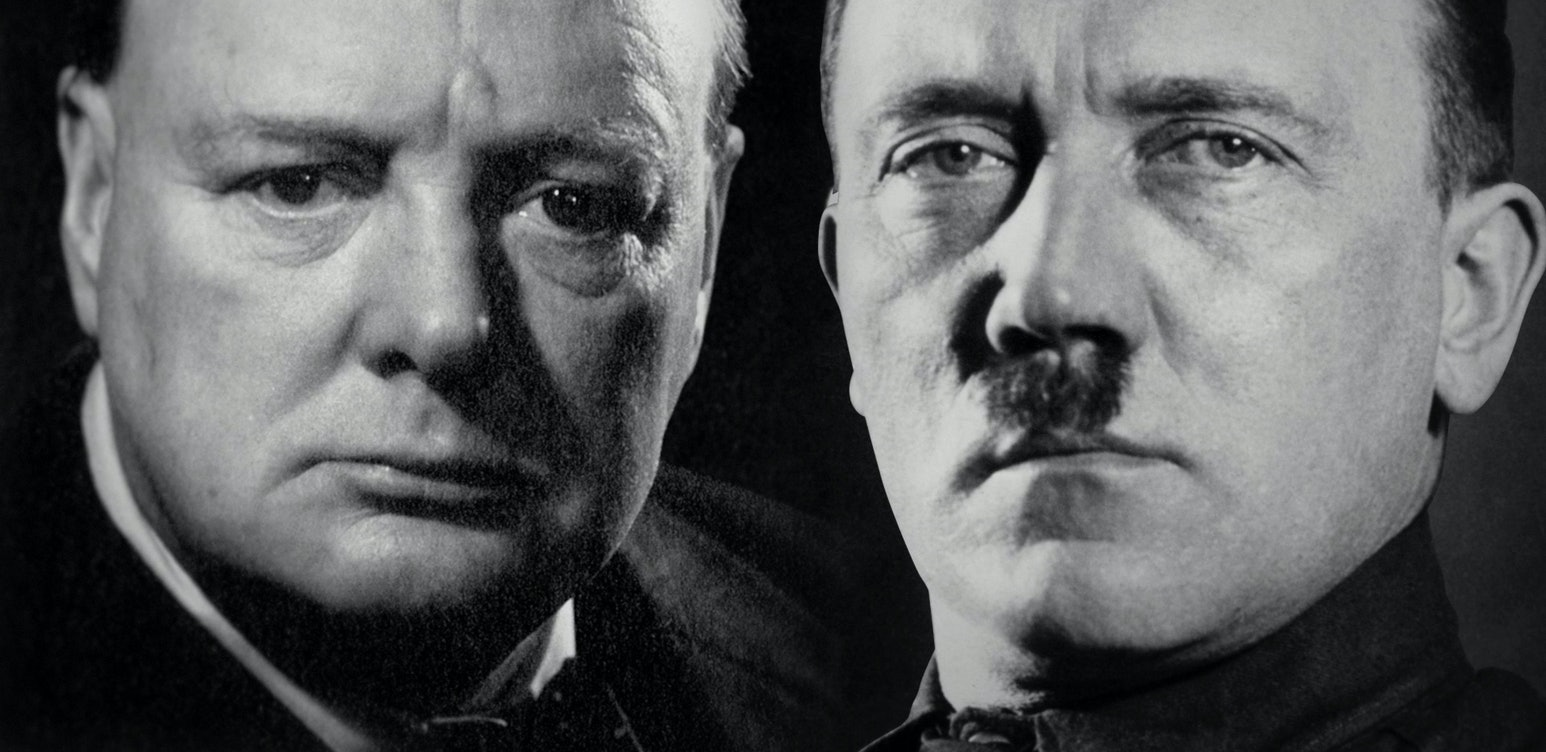 Hitler vs. Churchill