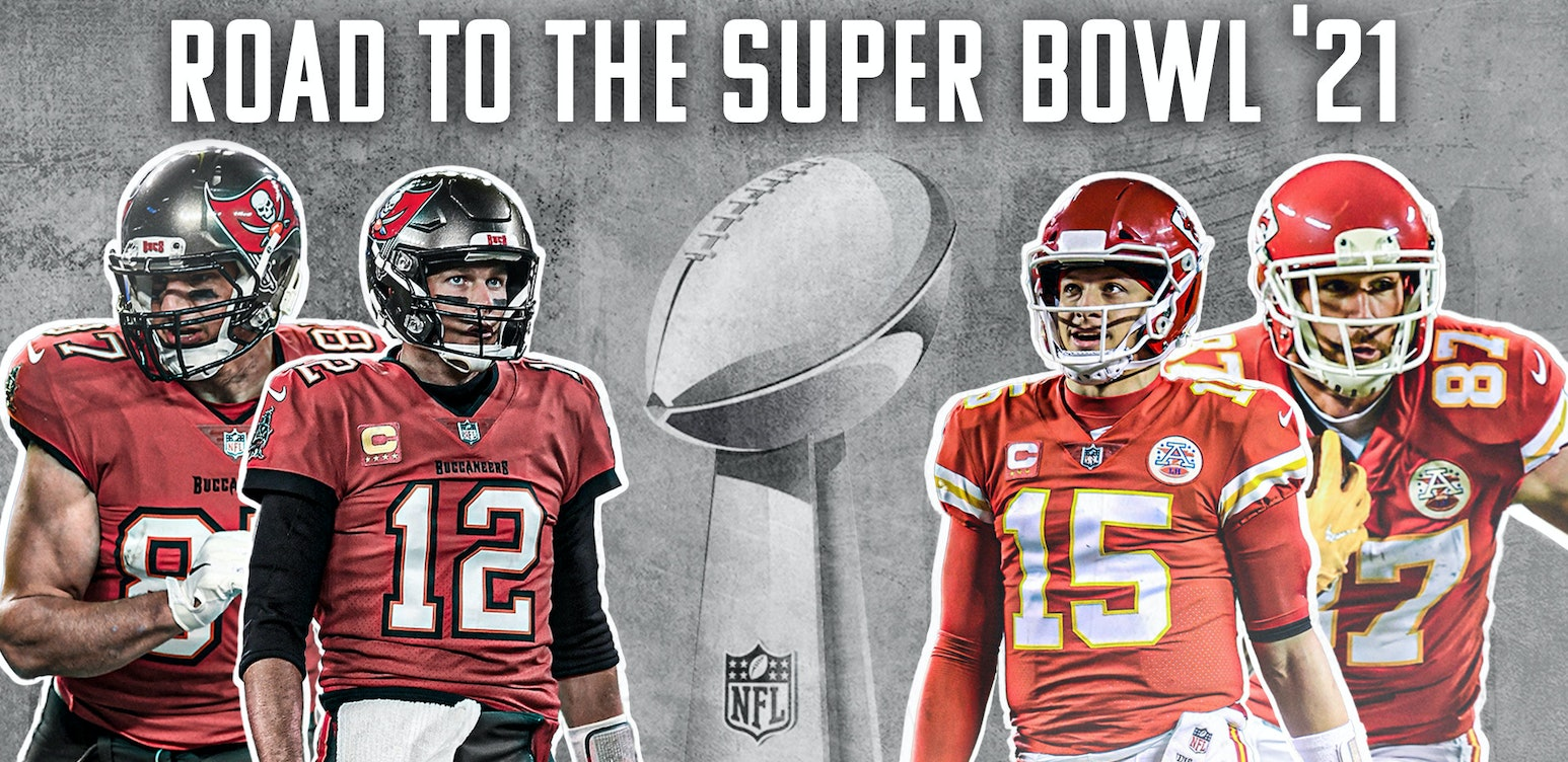 Road to the Super Bowl '21
